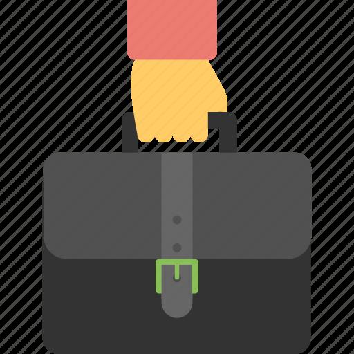 bag, briefcase, businessman, documents bag, portfolio icon