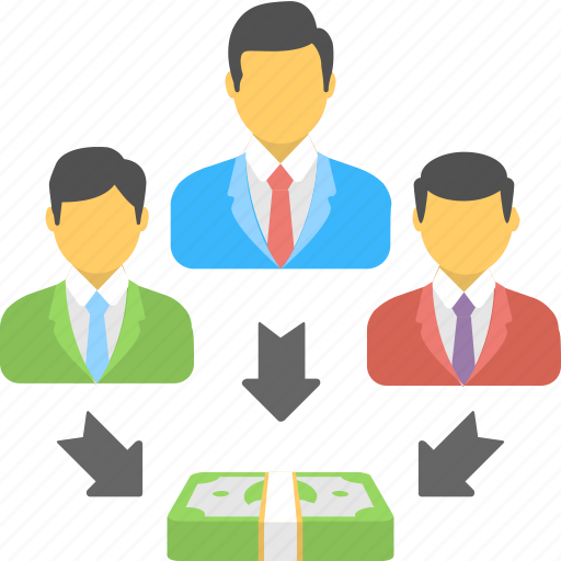 business people, group, people, team, teamwork icon