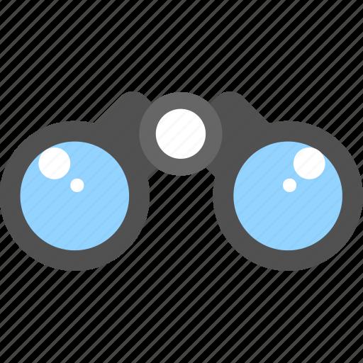 binocular, explore, research, spyglass, view icon