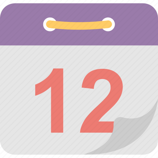 calendar, date, deadline, schedule, timetable icon
