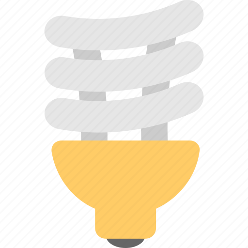 bulb, electricity, energy saver, incandescent, light icon