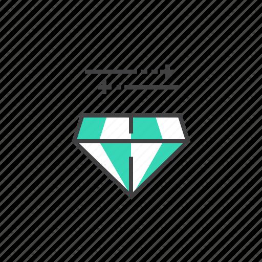 Banking, business, finance, gem, value icon - Download on Iconfinder