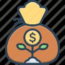 wealth, cash, finance, money, amount, assets, riches