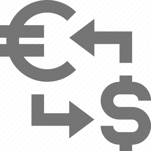 banking, currency, exchange, finance, material, money icon