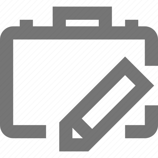 business, case, company, contract, document, global, material icon