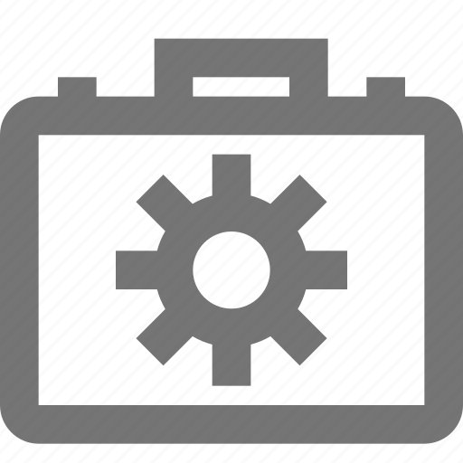 business, case, company, development, global, material icon