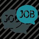 blog, chat, communication, forum, job, message, talk
