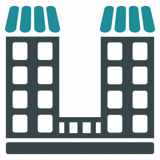 building, business, city, company, group, house, office icon