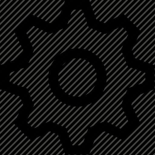cog, edit, gear, settings, wheel icon