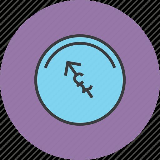 account, balance, dashboard, finance, indicator, money, pound icon