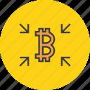 crowdfunding, flow, bitcoin, digital, receive, shopping, transaction
