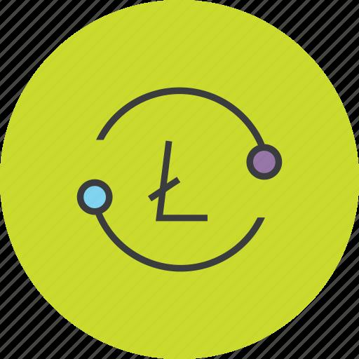 accounts, exchange, litecoin, online, sync, transaction, transfer icon