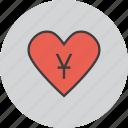 care, charity, donate, donation, love, trust, yuan