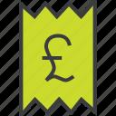 bill, cost, finance, invoice, report, trade, statement
