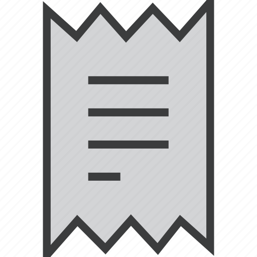 bill, business, cost, finance, invoice, report, statement icon