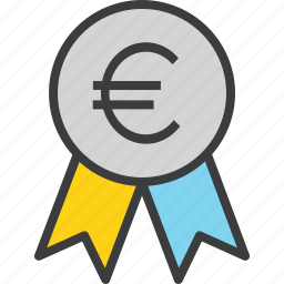business, certificate, quality, secure, standard, trade, transaction icon