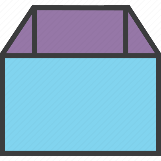 box, delivery, package, parcel, product, shopping, trade icon