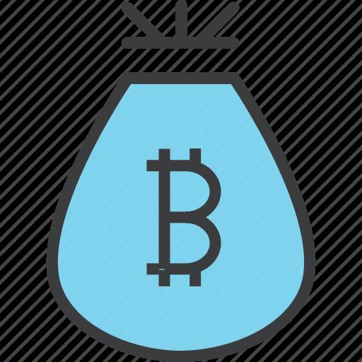 bag, business, cash, finance, funds, money, reward icon