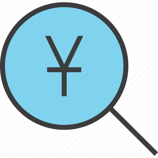 find, funds, identify, locate, sales, search, source icon