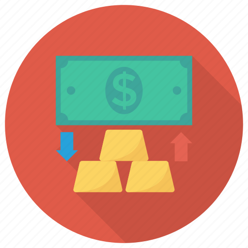 Currency, dollar, finance, gold, goldmoney, money, payment icon - Download on Iconfinder