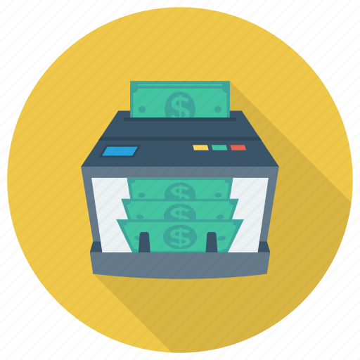 Counter, currency, dollar, finance, money, payment, supermarket icon - Download on Iconfinder