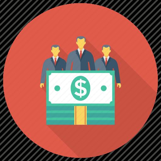 avatar, money, person, profile, salary icon