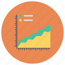 analytics, business, chart, graph, linegraph, piechart, statistics icon
