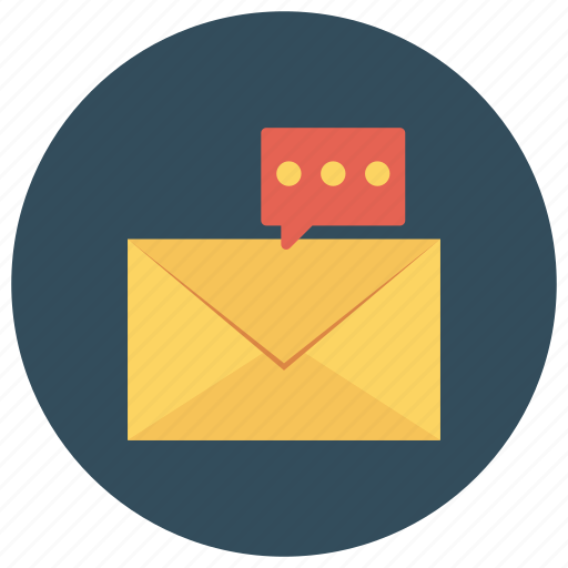 eml, envelope, letter, message, mlbox, outlook icon