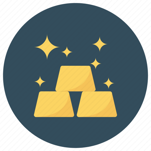 Banking, finance, gold, goldjewelry, goldnugget, money icon - Download on Iconfinder