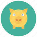 bank, finance, money, pig, piggy, piggybank