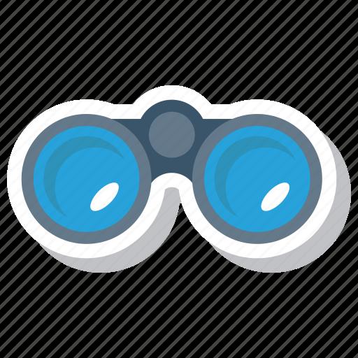 binocular, find, search, spyglass, telescope, view, vision icon
