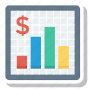 analytics, business, chart, diagram, graph, piechart, statistics icon