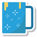coffee, coffeebreak, coffeemug, cup, drink, hot, tea icon