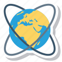earth, globalbusiness, globalnetwork, globe, international, internet, world icon