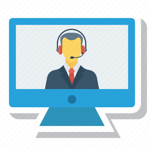 customerservice, help, internet, livechat, shopping, support, web icon