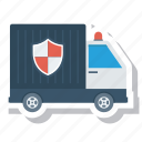 moneyvan, van, secure, securityguard, securityvehicle, protection, safety