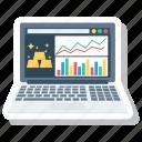 internet, onlinebanking, shop, shopping, stockmarket, trade, web icon