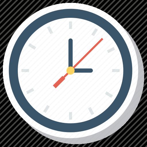 alarm, clock, time, timer, wallclock, watch icon