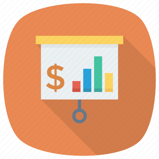 Business, chart, graph, presentation, report, statistics icon - Download on Iconfinder