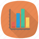 analytics, business, chart, graph, infographics, statistics icon