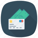 card, cash, currency, dollar, finance, moneyexchange, moneygiftcard icon