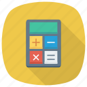 accounting, calculate, calculation, calculator, finance, math icon