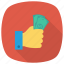 cashadvance, checkcashing, debt, home, loan, money, payday icon