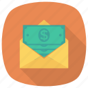 box, christmas, envelope, gift, present, prize icon