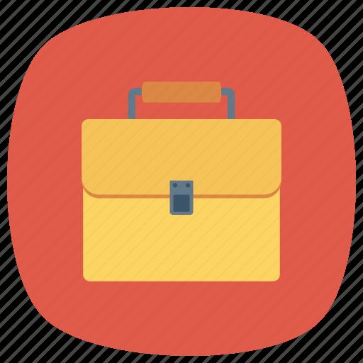 bag, briefcase, business, case, folder, portfolio icon