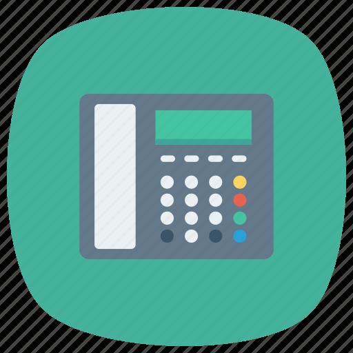 call, contact, oldphone, phone, phonecall, phoneset, telephone icon