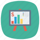 analytics, bargraph, business, chart, graph, piechart, statistics icon