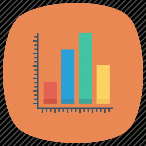 analytics, business, chart, graph, infographics, statistics icon