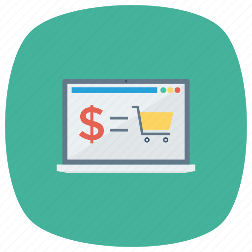 ecommerce, online, onlineshopping, shop, shopping, shoppingcart icon