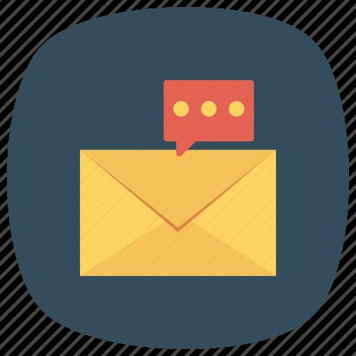 eml, envelope, letter, message, mlbox, outlook icon
